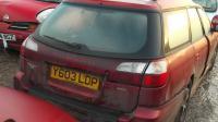 Subaru Legacy Разборочный номер W8580 #2