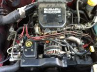 Subaru Legacy Разборочный номер X9737 #4