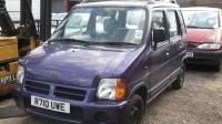 Suzuki Wagon R+ Разборочный номер 43866 #1