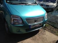 Suzuki Wagon R+ Разборочный номер 53556 #1