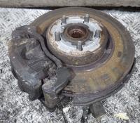 Диск тормозной Toyota Avensis (2003-2008) Артикул 900088967 - Фото #1