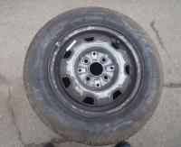 Диск колесный обычный (стальной) Toyota Corolla (1987-1992) Артикул 51499665 - Фото #2
