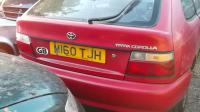 Toyota Corolla (1992-1997) Разборочный номер W7959 #1