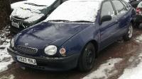 Toyota Corolla (1997-2000) Разборочный номер W8527 #2