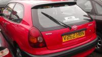 Toyota Corolla (1997-2000) Разборочный номер B2383 #2