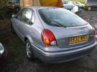 Toyota Corolla (1997-2000) Разборочный номер B2641 #1