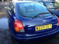 Toyota Corolla (2000-2002) Разборочный номер B2822 #3
