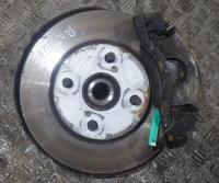 Диск тормозной Toyota Corolla (2002-2004) Артикул 900088919 - Фото #1