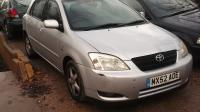 Toyota Corolla (2002-2004) Разборочный номер W8352 #2