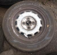 Диск колесный обычный (стальной) Toyota Starlet Артикул 51361922 - Фото #1