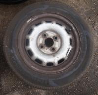 Диск колесный обычный (стальной) Toyota Starlet Артикул 51362199 - Фото #1