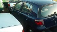 Toyota Yaris Разборочный номер B2117 #3
