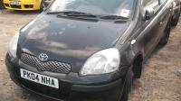 Toyota Yaris Разборочный номер 49765 #2