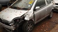 Toyota Yaris Разборочный номер W9493 #2