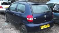 Volkswagen Fox Разборочный номер W9591 #2