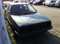 Volkswagen Golf-2 Разборочный номер 44984 #2