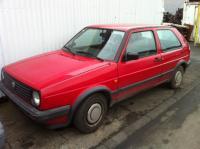 Volkswagen Golf-2 Разборочный номер 47020 #2