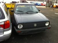 Volkswagen Golf-2 Разборочный номер X9274 #2