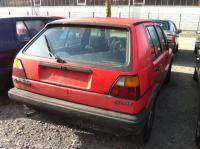 Volkswagen Golf-2 Разборочный номер 48807 #1
