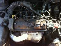 Volkswagen Golf-2 Разборочный номер 49781 #4