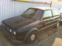 Volkswagen Golf-2 Разборочный номер 50610 #2