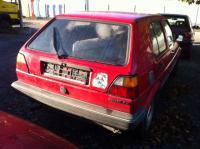 Volkswagen Golf-2 Разборочный номер X9776 #1