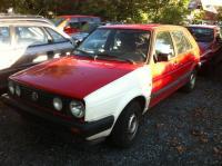 Volkswagen Golf-2 Разборочный номер X9776 #2