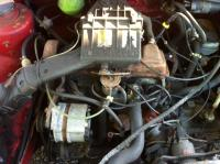 Volkswagen Golf-2 Разборочный номер X9776 #4