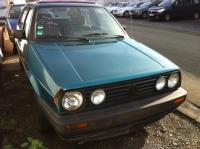 Volkswagen Golf-2 Разборочный номер 51995 #2