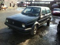 Volkswagen Golf-2 Разборочный номер 52710 #1