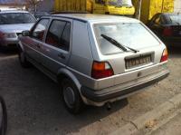 Volkswagen Golf-2 Разборочный номер S0336 #1