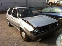 Volkswagen Golf-2 Разборочный номер 53300 #2