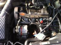 Volkswagen Golf-2 Разборочный номер S0336 #4