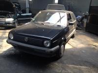 Volkswagen Golf-2 Разборочный номер L6023 #1