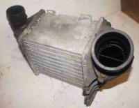 Радиатор интеркулера Volkswagen Golf-3 Артикул 51074679 - Фото #1