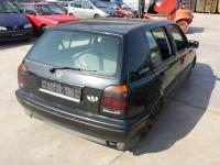 Volkswagen Golf-3 Разборочный номер 43670 #2