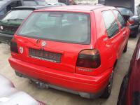 Volkswagen Golf-3 Разборочный номер 44960 #2
