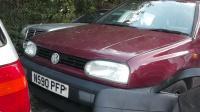 Volkswagen Golf-3 Разборочный номер 45170 #1