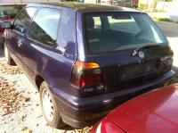 Volkswagen Golf-3 Разборочный номер 45430 #1