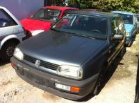 Volkswagen Golf-3 Разборочный номер X8726 #2
