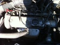 Volkswagen Golf-3 Разборочный номер X8726 #4