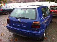 Volkswagen Golf-3 Разборочный номер 45784 #1