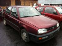 Volkswagen Golf-3 Разборочный номер 45993 #2
