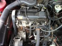 Volkswagen Golf-3 Разборочный номер X8819 #4