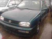 Volkswagen Golf-3 Разборочный номер 46266 #1