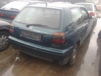 Volkswagen Golf-3 Разборочный номер 46266 #2