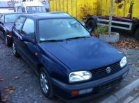 Volkswagen Golf-3 Разборочный номер 47083 #2