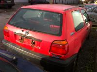 Volkswagen Golf-3 Разборочный номер 47406 #1