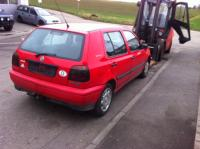 Volkswagen Golf-3 Разборочный номер 47562 #2