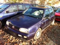 Volkswagen Golf-3 Разборочный номер 48310 #2
